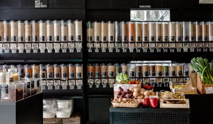A környezetvédelmi tárca támogatja acsomagolásmentes üzleteket