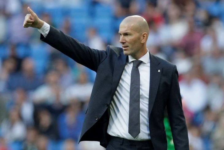 Zidane nyitva hagyta a madridi folytatás lehetőségét