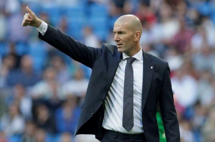 Zidane közölte a Real Madrid vezetőivel, hogy távozik