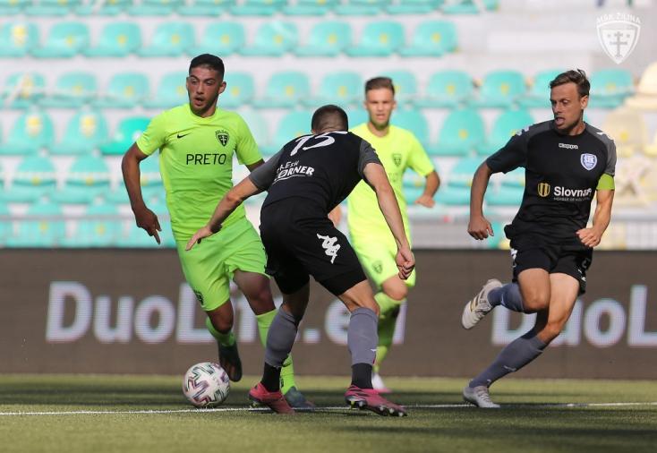 II. labdarúgóliga, 1. forduló: Ötgólos vereséggel rajtoltak el a somorjaiak