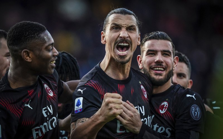 Zlatan Ibrahimovicmarad az AC Milannál