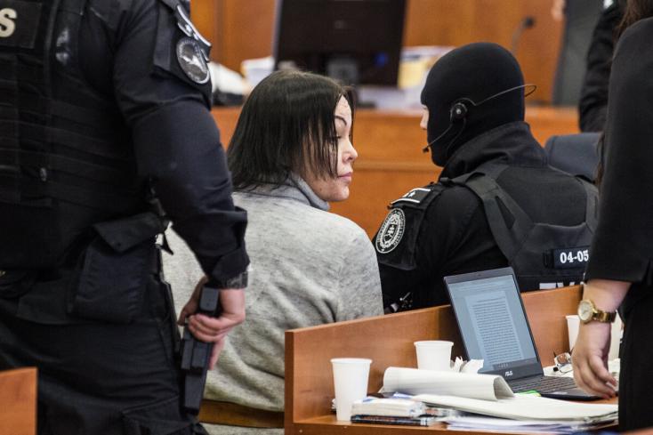 Vallomást tett a jósnő a Basternák-gyilkosság ügyében, Alena Zsuzsováis járt hozzá